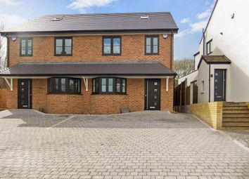 Thumbnail 4 bed semi-detached house for sale in Hollow Lane, Snodland, Kent