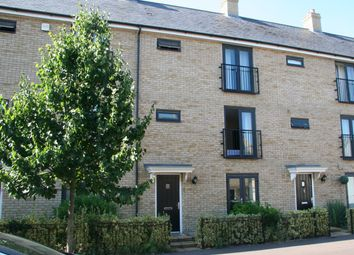 Thumbnail 1 bed town house to rent in Central Avenue, Cambridge CB4, Arbury