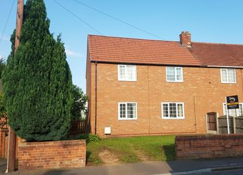 Thumbnail 3 bed end terrace house for sale in Attlee Avenue, Doncaster, South Yorkshire