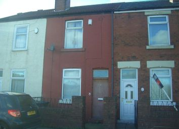 Thumbnail 2 bed terraced house for sale in Glasshouse Road, Kilnhurst, Mexborough