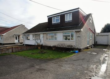 Thumbnail 4 bed semi-detached house for sale in Love Lane, Burnham-On-Sea