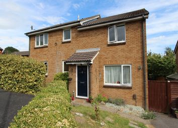 Thumbnail 3 bed semi-detached house for sale in Griffon Close, Bursledon, Southampton
