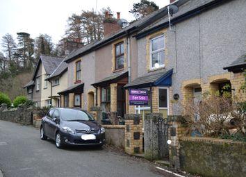 Thumbnail 2 bed terraced house for sale in Valley Road, Llanfairfechan