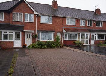 Thumbnail 3 bed terraced house for sale in Thornbridge Avenue, Great Barr, Birmingham