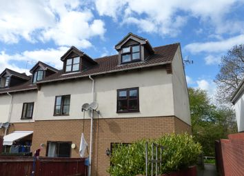Thumbnail 3 bed town house for sale in Guinevere Close, Yeovil