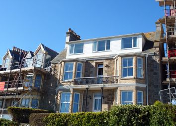 Thumbnail 2 bed flat for sale in Cliff Road, Perranporth