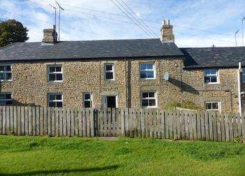 Thumbnail 3 bed cottage to rent in Ruffside Village, Edmundbyers