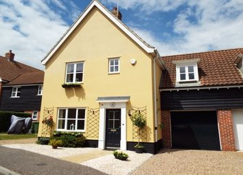 Thumbnail 3 bed property to rent in Robert Norgate Close, Horstead, Norwich