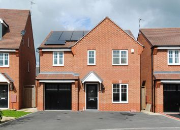 Thumbnail 4 bed property for sale in Brackley Crescent, Warwick