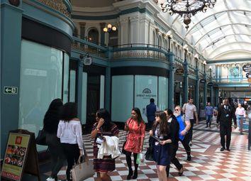 Thumbnail Retail premises to let in 32, Great Western Arcade, Birmingham, West Midlands, UK