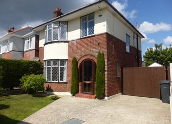 Thumbnail 3 bedroom detached house for sale in Exton Road, Southbourne, Bournemouth