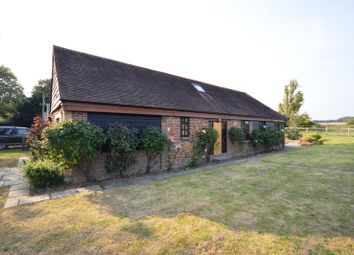 Thumbnail 3 bed barn conversion to rent in Ingrams Farm, London Road, Hardham, Pulborough
