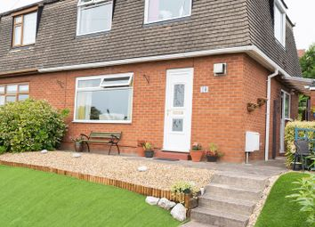 3 bed semi-detached house for sale in Wordsworth Road, Newport NP19