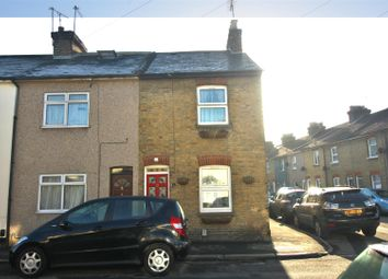 Thumbnail 2 bedroom end terrace house for sale in Cecil Road, Cheshunt, Waltham Cross