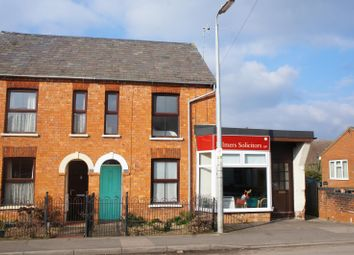 Thumbnail 2 bed terraced house for sale in High Street, Cranfield, Bedford