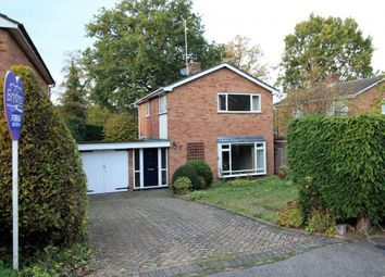 Thumbnail 3 bed detached house for sale in Glynswood, Camberley