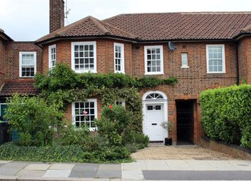 Thumbnail 4 bed terraced house for sale in Grosvenor Road, Muswell Hill, London