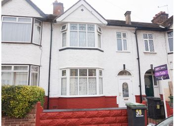 Thumbnail 3 bed terraced house for sale in Barriedale Road, New Cross