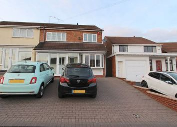 Thumbnail 3 bed semi-detached house for sale in Comsey Road, Great Barr, Birmingham