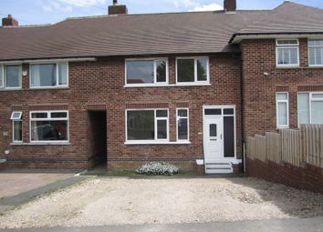 Thumbnail 3 bed terraced house to rent in Colley Crescent, Sheffield