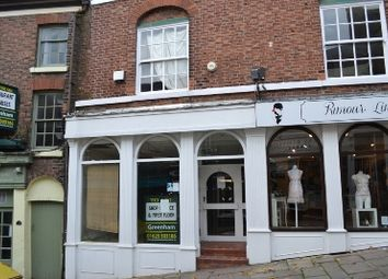 Thumbnail Retail premises to let in Church Street, Macclesfield