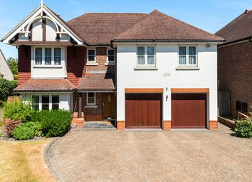 Thumbnail 5 bedroom detached house for sale in Tumblewood Road, Banstead