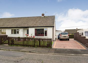 Thumbnail 2 bed semi-detached bungalow for sale in 10 Prestonfield Road, Annan, Dumfries & Galloway