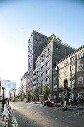 Thumbnail 1 bedroom flat for sale in Ordnance Court, Dock Street, Wapping, London