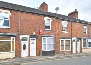 Thumbnail 2 bed terraced house to rent in Victoria Street, Hartshill, Stoke On Trent