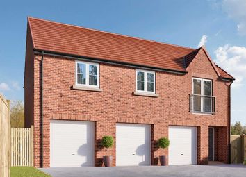 "Thumbnail 2 bed property for sale in ""The Ashbee"" at Fenwick Road, Scartho Top, Grimsby"