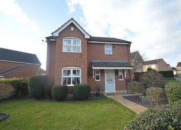 Thumbnail 3 bed detached house for sale in Columbine Road, Horsford, Norwich, Norfolk