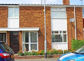 Thumbnail 2 bed terraced house for sale in Putney Close, Hull, East Riding Of Yorkshire