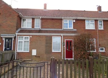 Thumbnail 3 bedroom terraced house for sale in Boundary Road, Norwich, Norfolk