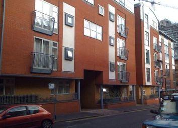 Thumbnail 1 bed flat to rent in Friday Bridge, Berkley Street, City Centre, Birmingham