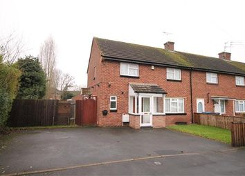 Thumbnail 3 bed end terrace house for sale in Allendale Cresent, Studley, Studley