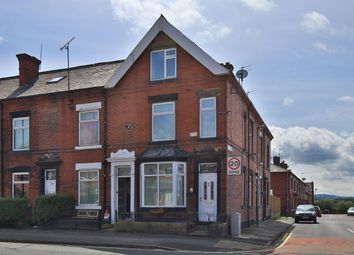 4 bed end terrace house for sale in Halifax Road, Hurstead OL16