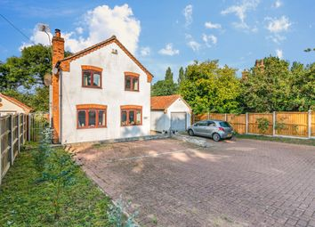 Thumbnail 3 bed detached house for sale in Thurlton, Norfolk, .