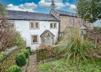 Thumbnail 1 bed terraced house for sale in Dearneside Road, Denby Dale, Huddersfield, West Yorkshire