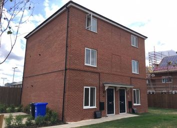 Thumbnail 2 bed flat to rent in Upton Drive, Stretton, Burton Upon Trent, Burton Upon Trent, Staffordshire