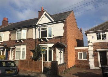 Thumbnail 3 bed end terrace house for sale in The Avenue, Acocks Green, Birmingham, West Midlands