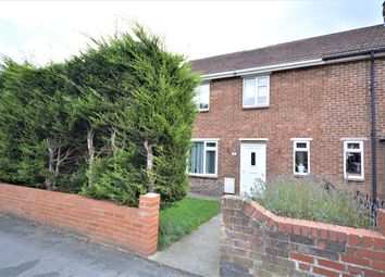 Thumbnail 2 bed terraced house for sale in Coronation Avenue, Shildon
