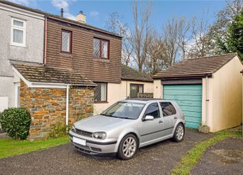 Thumbnail 2 bed semi-detached house for sale in Guineaport Parc, Wadebridge