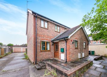 Thumbnail 2 bed semi-detached house for sale in Lumley Road, Horley