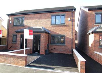 Thumbnail 3 bed semi-detached house for sale in Tib Street, Denton, Tameside