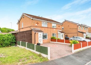 Thumbnail 2 bed semi-detached house for sale in Suttons Lane, Widnes, Cheshire