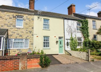Thumbnail 2 bed terraced house for sale in Lake Road, Hamworthy, Poole