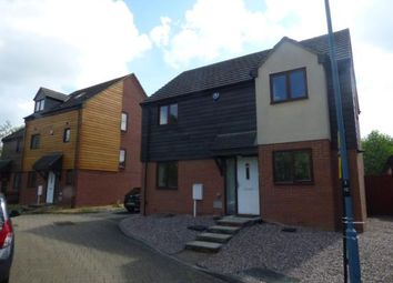 Thumbnail 3 bedroom detached house for sale in Ulverston Crescent, Broughton, Milton Keynes, Bucks