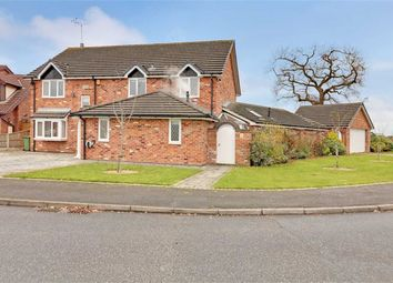 Thumbnail 5 bed detached house for sale in Peacock Avenue, Winsford, Cheshire