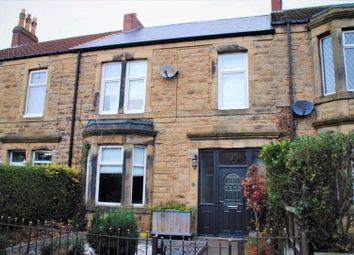 Thumbnail 4 bed terraced house for sale in Hylton Terrace, Bill Quay, Gateshead