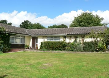 Thumbnail 3 bed detached bungalow for sale in Harts Lane, Ardleigh, Colchester
